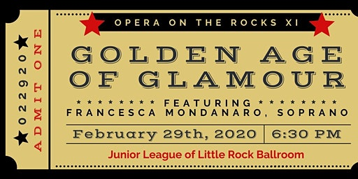 Opera On The Rocks XI with Francesca Mondanaro