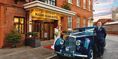 Maids Head Hotel Open Day.  View the Best Independent Hotel in Norfolk tickets