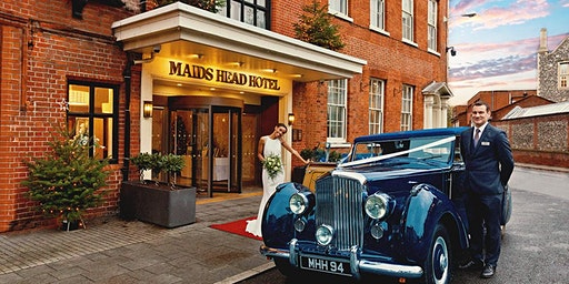 Maids Head Hotel Open Day.  View the Best Independent Hotel in Norfolk