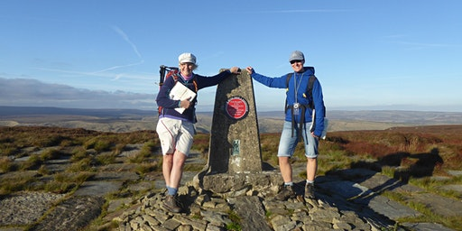 Kinder Scout East: Madwoman's Stones Women's Guided Walk