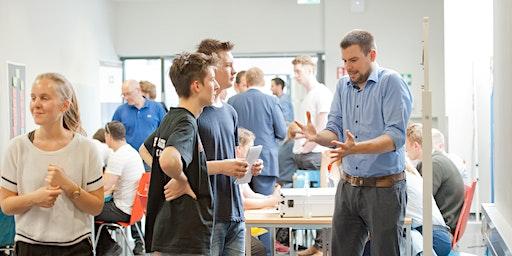 Startup Teens Ideen-Camp