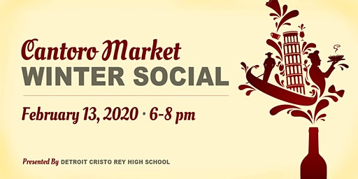 Cantoro Winter Social