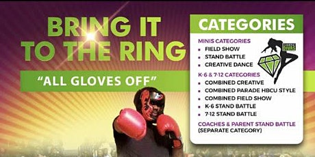 """Bring it to the Ring: """"All Gloves Off"""" tickets"""