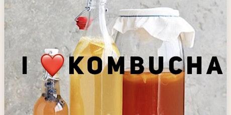 Atelier de Kombucha par Jolies Tripes billets