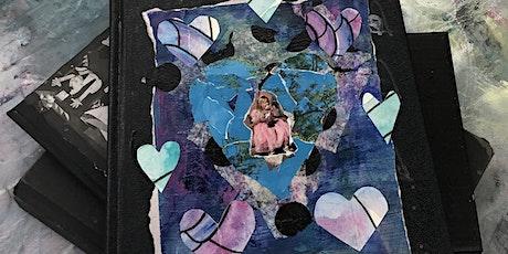 HeART Art Collaged Journals tickets