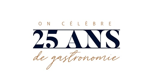 25 ans de gastronomie - L'École hôtelière de Laval fête ses 25 ans!