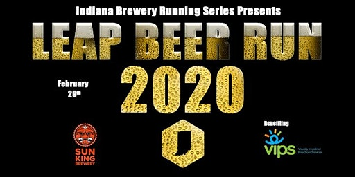 Leap Beer Run - Sun King Brewing | 2020 Indiana Brewery Running Series