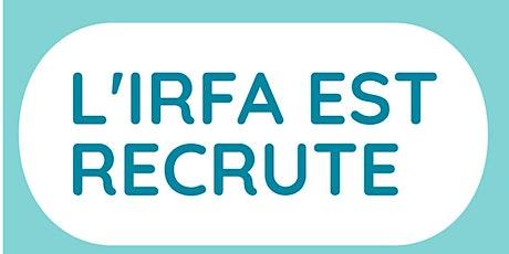 Journée recrutement IRFA EST Tickets