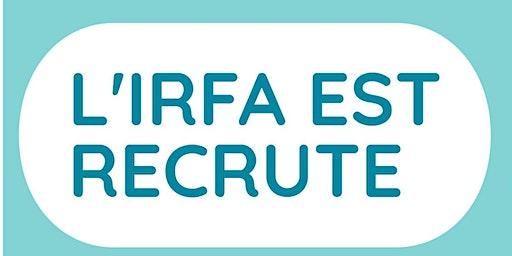 Journée recrutement IRFA EST