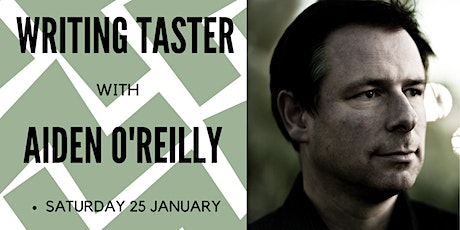 Writing Taster with Aiden O'Reilly | Spring Open Day 2020 tickets