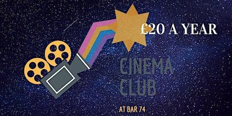 Cinema Club tickets