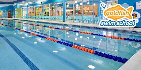Goldfish Swim School Open House/ Family Swim tickets