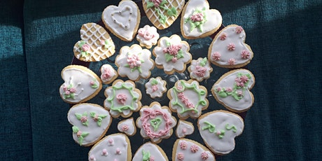DIY VALENTINE COOKIE DECORATING WORKSHOP: Sat. Feb. 8, 10-11:30am, 1-2:30pm tickets