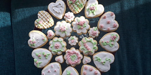 DIY VALENTINE COOKIE DECORATING WORKSHOP: Sat. Feb. 8 & Sun. Feb. 9