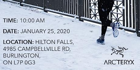 Arc'teryx Winter Trail Run tickets