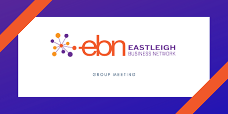 EBN  Group Networking Meeting tickets