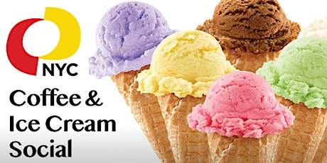 IGDA NYC Coffee & Ice Cream Social tickets