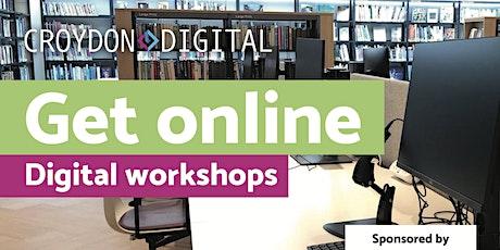 Get Online Digital Workshop tickets