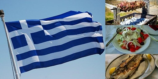 January's Culinary Quest is...Greek Delights!