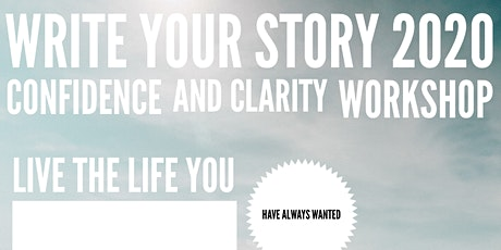 WRITE YOUR STORY 2020 tickets