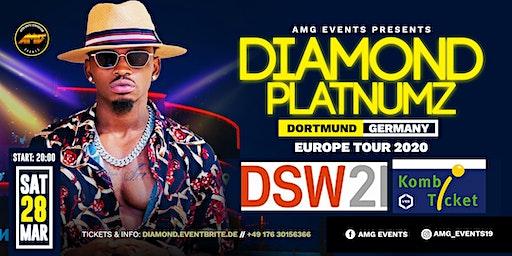 Diamond Platnumz Live Concert - Dortmund