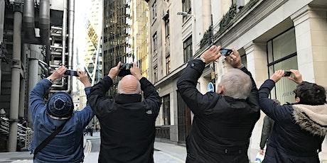 Smartphone Photo Walk: City Skyscrapers tickets