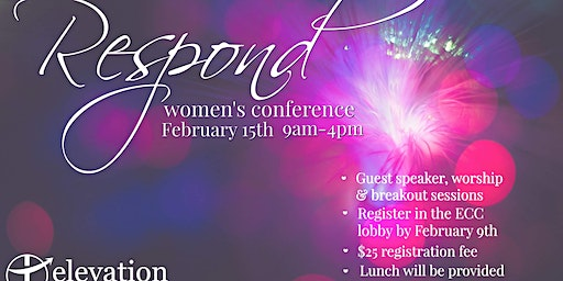 Respond Women's Conference