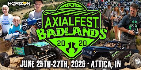 AXIALFEST BADLANDS 2020 tickets