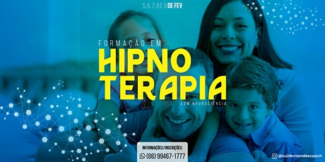 Formação em Hipnoterapia com Neurociência ingressos