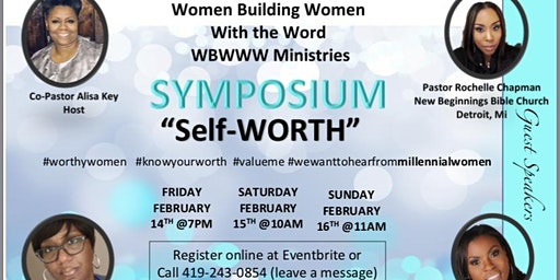 Women Building Women With the Word Ministries Symposium
