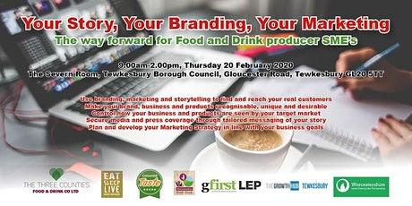 Your Story, Your Branding, Your Marketing tickets