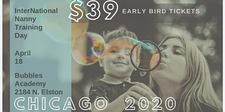 interNational Nanny Training Day: Chicago 2020 tickets