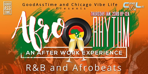 Afro Rhythm: An After Work Experience