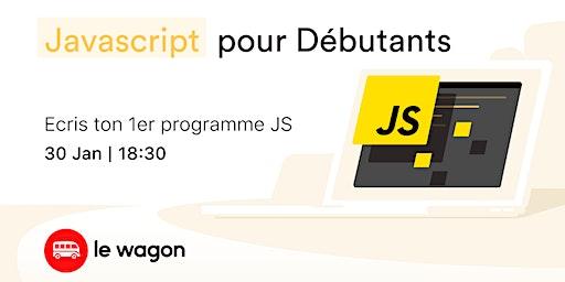 Workshop : Javascript pour débutants
