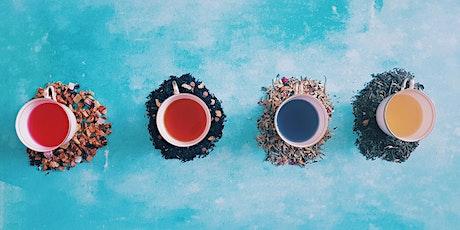 Mini Tea Tasting tickets