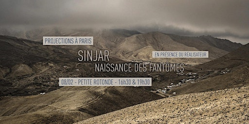 SINJAR // PROJECTIONS PARIS #2 // 08/02