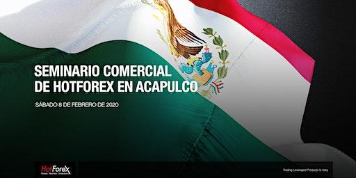 Evento de HotForex en Acapulco
