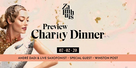 Preview Charity Dinner tickets