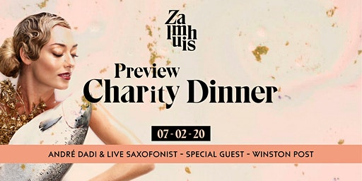 Preview Charity Dinner