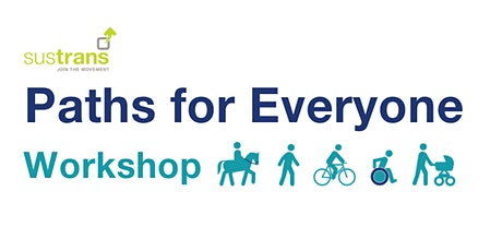 Paths for Everyone Bristol Workshop tickets