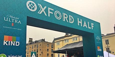 Oxford Half Marathon tickets