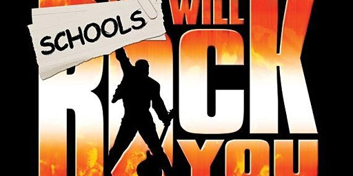 We Will Rock You the Musical- Saturday 8th Feb