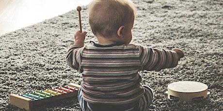 Musikwerkstatt für Eltern mit Kindern von 1 - 5 Jahre, Block 2 Tickets