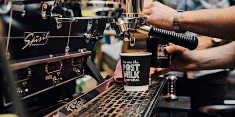 Oatly x 200 Degrees Coffee Zero Waste Latte Art Throwdown tickets