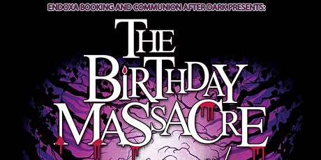 The Birthday Massacre @ The Orpheum tickets