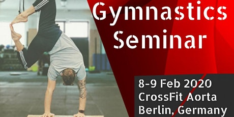 Gymnastics Seminar tickets
