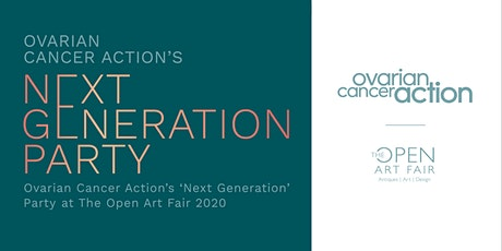 Ovarian Cancer Action's Next Generation Party tickets