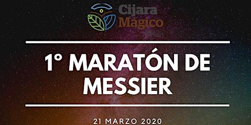Maraton de messier 2020