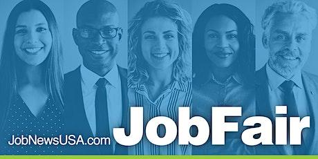 JobNewsUSA.com Charlotte Job Fair - August 26th tickets