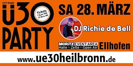 Ü30 Party Ellhofen Tickets
